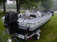 2005 Project boat