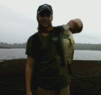 14 inch crappie