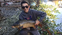 Brothers first good carp