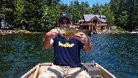 Spawning Smallmouth