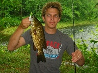 West River Small Mouth
