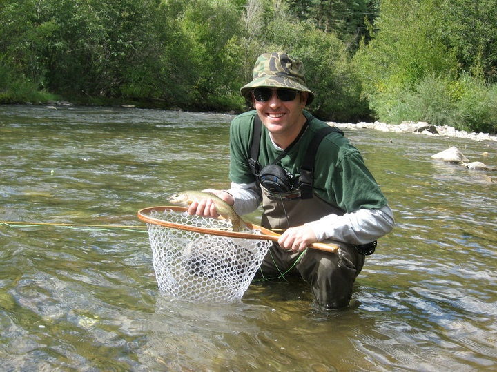 Fly Fishing Telluride, CO. 2010