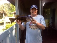 Hilton Head Smaller Bass