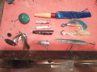 homemade lures