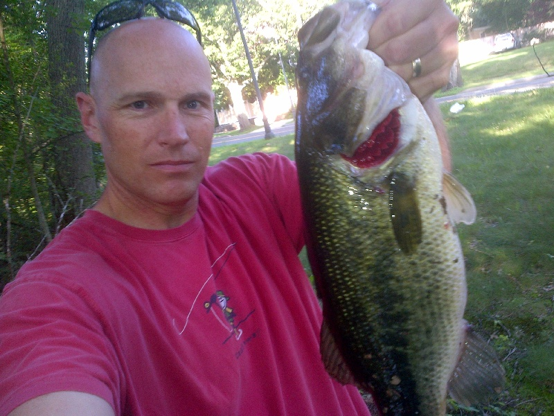 UML About 5lbs, July 3rd Morning