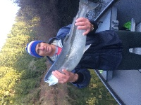 Steelhead Fishing January 12th