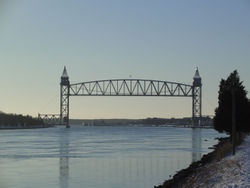 RR Bridge over Cape Cod Canal