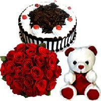 Order Cake Online | Online Cake Delivery in India | Fresh Cake Flowers Combo