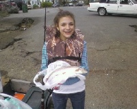 Arianna's trout