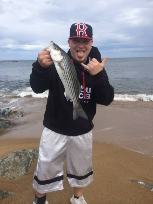 Plum Island Stripers