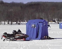 silver lake-pike`n/my hardwater home!!