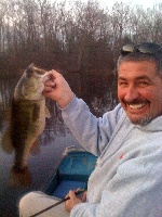 4 1/2 POUND LARRY A SMILE SAYS IT ALL