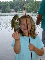 Can't beat a bluegill
