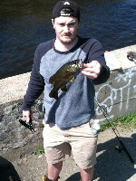 First Smallmouth