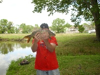 6 pound carp from hartford road