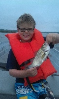 First white perch