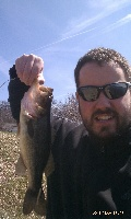 First fish of 2011!