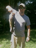 19 incher from Flynns Pond