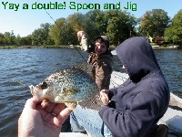 October Double Crappie