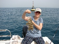 Bahrain fishing