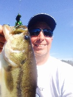 4_18_15 First bass of year