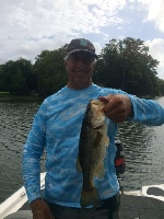 Bass on Jig