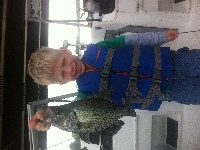 Lake Murray Black Crappie