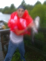 Hurricane Irene Fishing