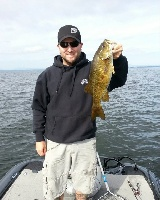 7/26/13 - Practice Limit Smallmouth