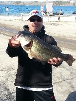 3rd place including this 7.56lb Largemouth Lunker