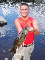 "18"" 3 pound Naugatuck Smallie"