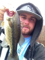 1pound 9 oz Larry out of wincheck pond in Rockville/hopkinton