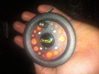 Martin fly reel for sale