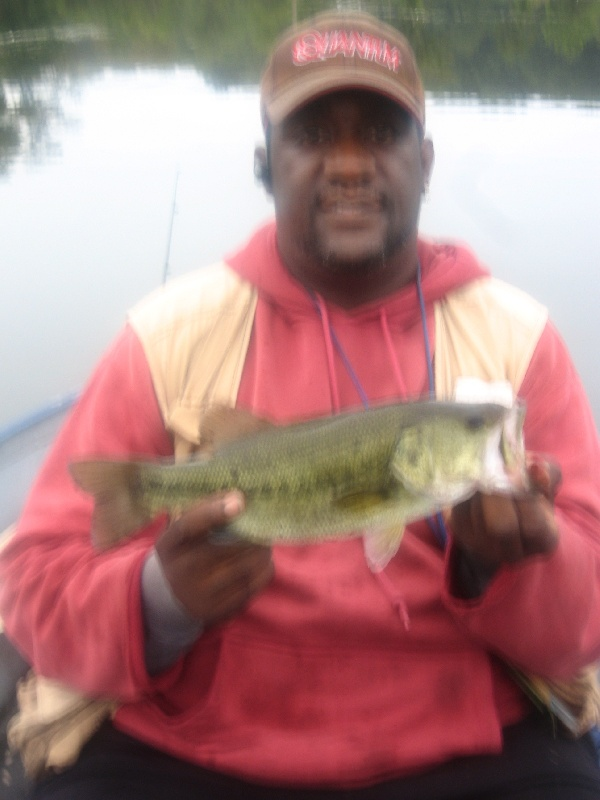 NEWCROTON  RESERVOIR  BASS
