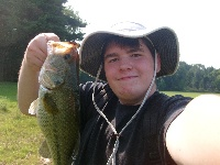 Nice Pond Catch