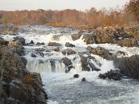 Great Falls from the Virginia Side of the Potomac