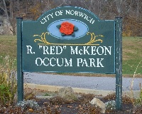 "R. ""Red"" McKeon Occum Park"