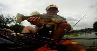 Kayak Bassing
