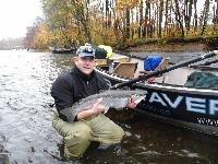 Salmon River October '11