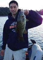4.1 lb. NH Smallie