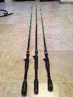 cranking rods left to right