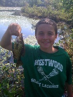 Crappie - first catch