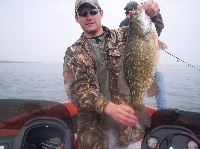 MAY 2008 SMALLMOUTH TRIP