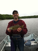 Topwater Smallie