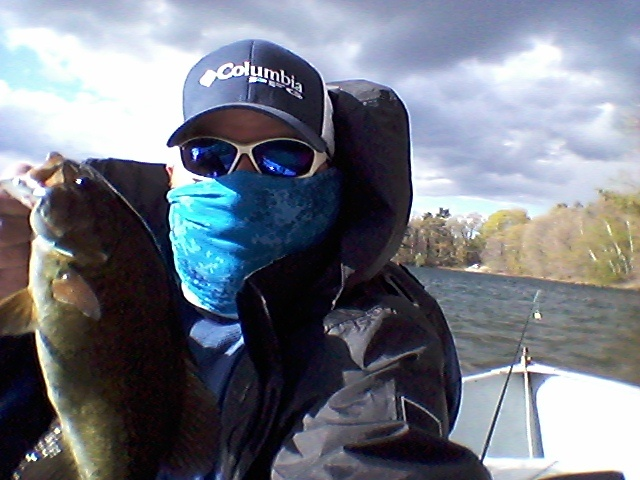 1st smallie of 2016