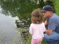 My Daughters 1st Fishing Trip