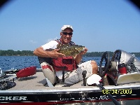 Long Pond, Harwich Smallie